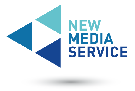 Logo New Media Service GmbH NMS IT Professionals